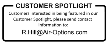 If your company uses JT Series Refrigerated Compressed Air Dryers, contact us to be featured in our Customer Spotlight