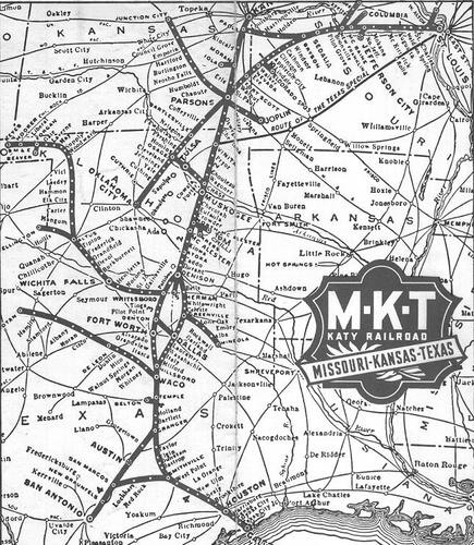 The Bluebonnet on norfolk southern railroad map, union pacific railroad map, rock island railroad map, columbia railroad map, jacksonville railroad map, raleigh railroad map, el paso county railroad map, katy trail, lynchburg railroad map, knoxville railroad map, u.s. railroad map, mkt railroad map, western pacific railroad map, north missouri railroad map, katy flyer passenger train, wabash railroad map, beaumont railroad map, santa fe railroad map, missouri pacific railroad map, new york erie railroad map,