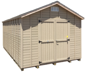 10' x 18' Special Buy Board & Batten Gable