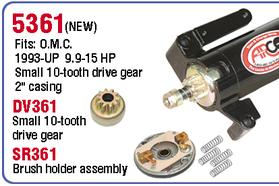 AR5361 Starter for Johnson and Evinrude outboard motor