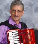 Polka Accordion Player