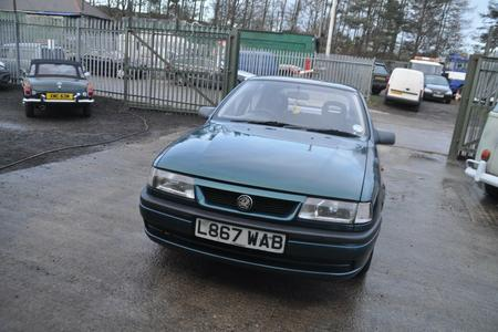 1993 MK3 CAVALIER LS 1.7 TD FSH LOW OWNERS LONG MOT