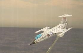 paper aircraft free download, 4D models of Cold War aircraft