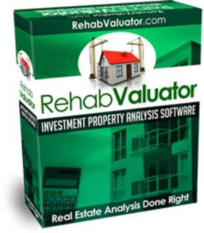 RehabValuator Real Estate Software