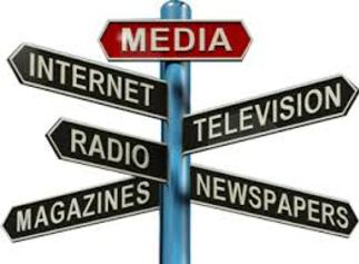 Media, Newspapers, Articles, Radio, TV, Talk Shows