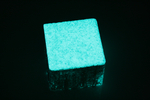 Unilock Nightec® Photo-Luminescent Paver Night Time Color