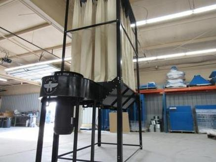X-Series Indoor Wood Dust Collector