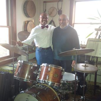 Dr Paul Lowe Ivy League Admissions Advisors Jazz musician drummer percussionist Marcel Smith