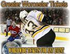 Greater Worcester Tickets