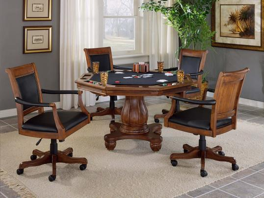 Kingston game set table