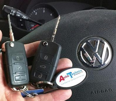 Volkswagen Van Keys