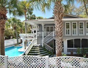 20 Jacana 6 Bedroom 4 Bath 2nd Row Home in North Forest Beach