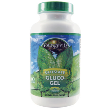 ULTIMATE GLUCO-GEL™ - 240 CAPSULES