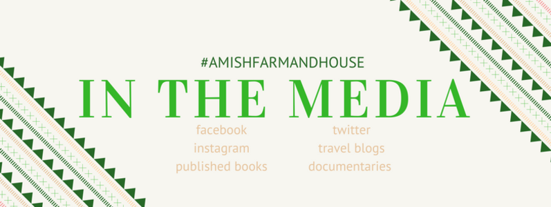 Amish Farm and House in the Media