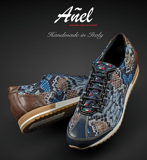 The Añel Racer Collection 100% made in Italy