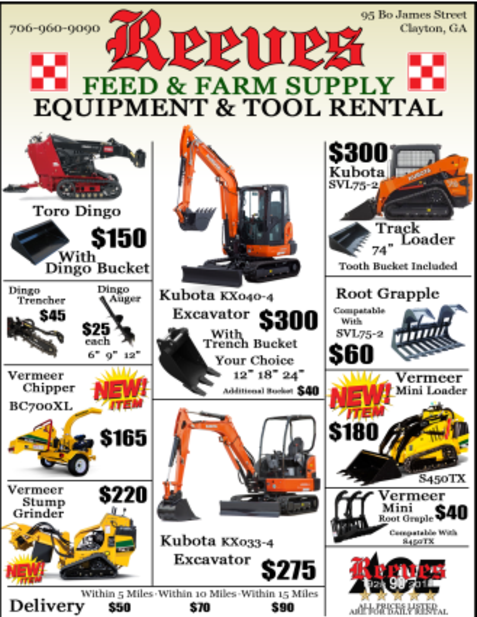 Power Tool Rental >> Equipment And Tool Rental