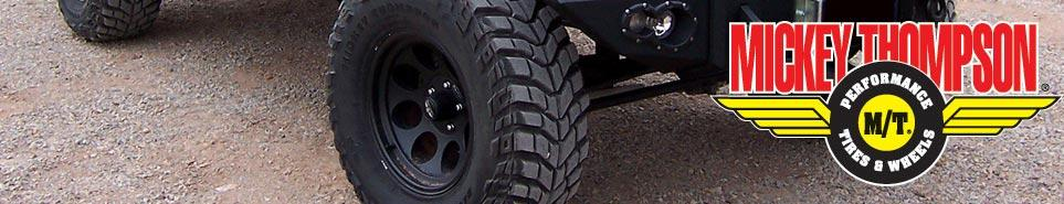 Mickey Thompson Jeep Truck Tires Wheels Canton Wooster Salem Medina Ohio