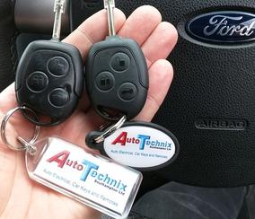 Ford Remote Keys