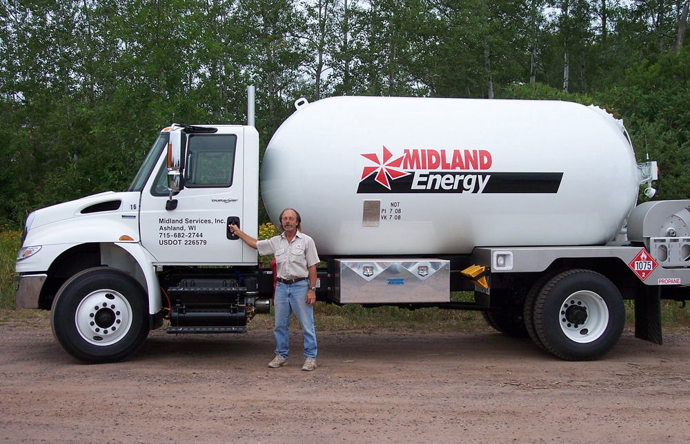 Propane Gas Delivery Services