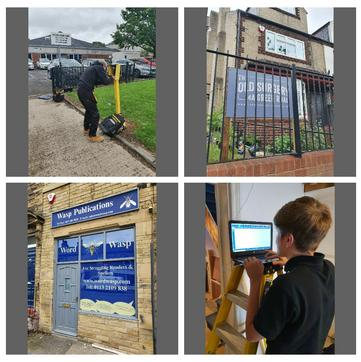 Security systems repair burglar alarms leeds installation maintenance