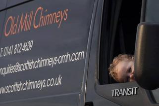 chimney sweeps & wood burners installed in Glasgow, Renfrewshire, Argyll & Bute, Stirlingshire, Perthshire and all of Scotland