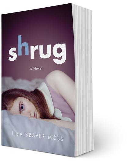 Shrug book cover
