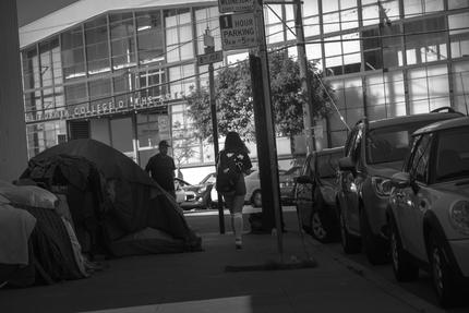 homeless situation in san francisco CCA