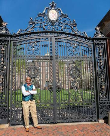 Dr Lowe Visits Brown University Ivy League Independent Educational Consultant College Admissions Advisor