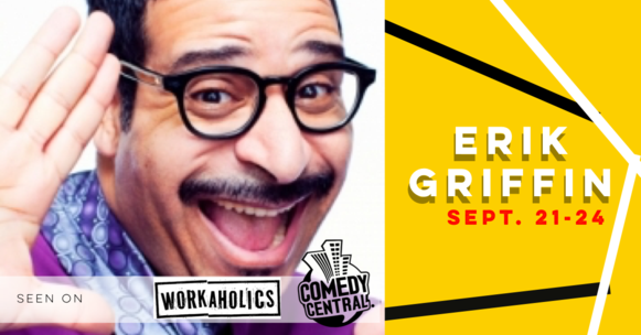 Atlanta comedy uptown comedy punchline comedy laughing skull Erik Griffin