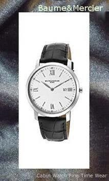 Baume and Mercier Men's MOA10097 ,mvmt watches men