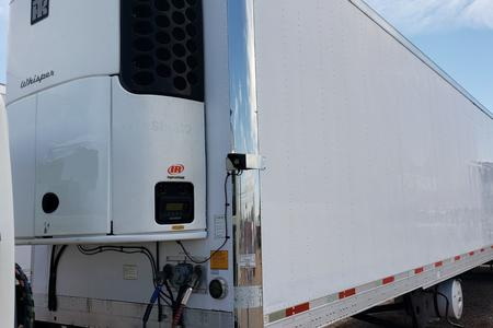 2005 53x102 Utility Reefer Trailer w/Thermo King Unit