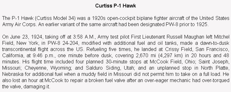 wiki background for 4D model of Curtiss P-1 Hawk