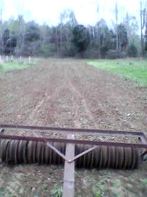 Cultipacker for food plots