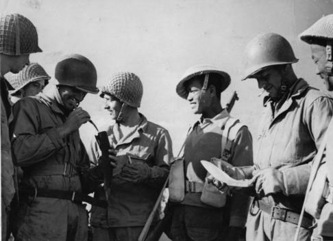 Gurkhas in the Second World War