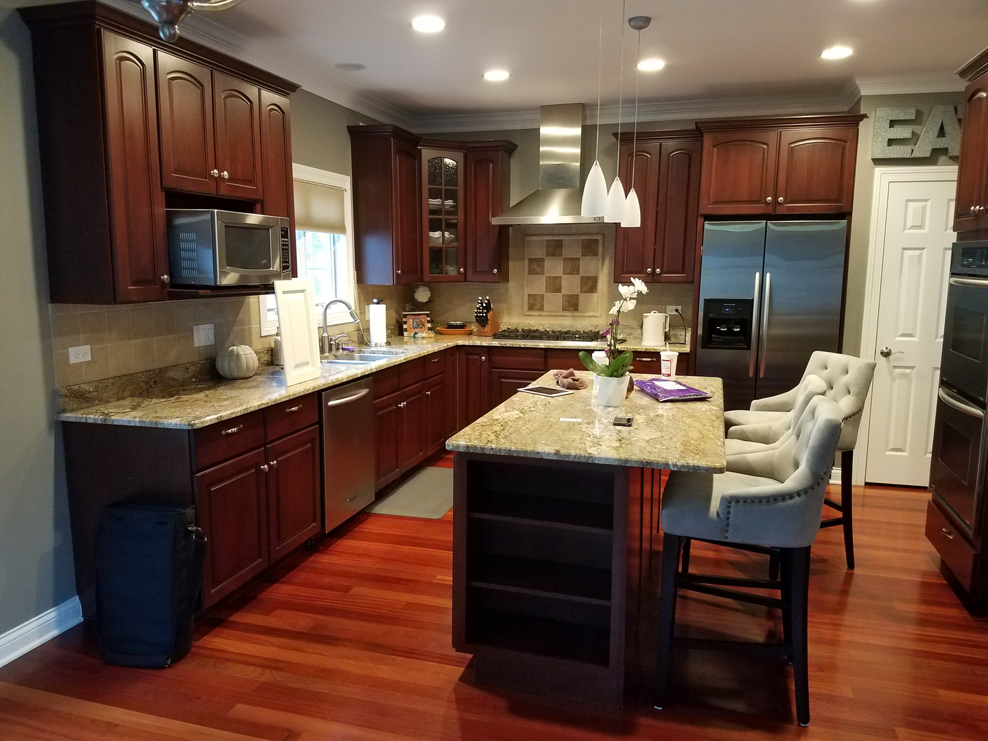 Kammes Colorworks, Inc.- Kitchen Cabinet Refinishing and ...
