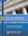 Application and Agreement for PESC Seal of Approval Program