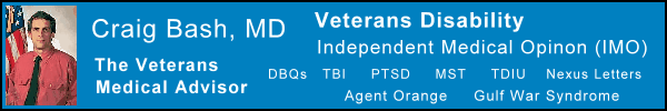 Veterans Medical Opinion Physician