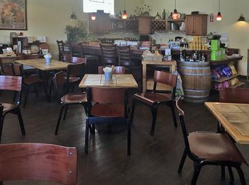 Beth Sogaard's Amador Vintage Market and deli provide the finest selection of fresh sandwiches, home-style salads, charcuterie, artisan cheeses, desserts, and Ciao Bella gelato. We have everything to satisfy a snack or sitting down to a full meal.