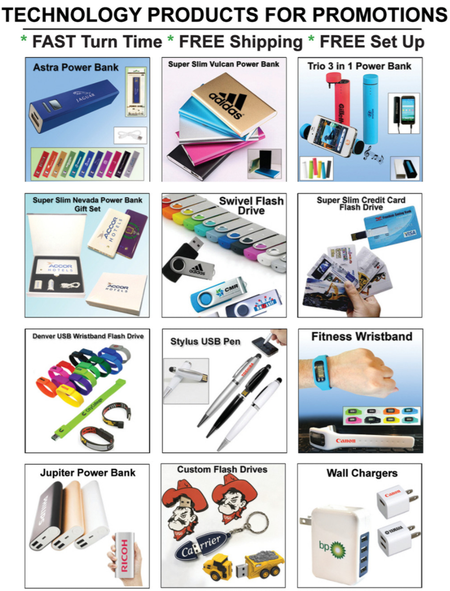 Technology Products Promotions Catalog