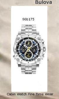 Bulova 96B175,mvmt watches men
