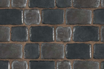 Unilock Concrete Paver In Mixed Colors Basalt and Belgian Blue