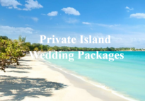 Private Island Destination Wedding Packages