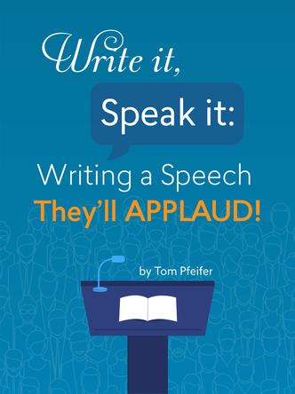 Write It, Speak It is now available!