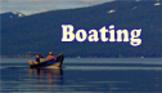 Boating at Harriman Springs Resort and Marina, Upper Klamath Lake, Pelican Bay, Agency lake, Recreation Creek, Upper Klamath National Wildlife Refuge
