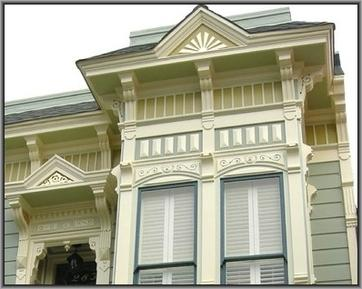 painted exterior mouldings Seattle WA
