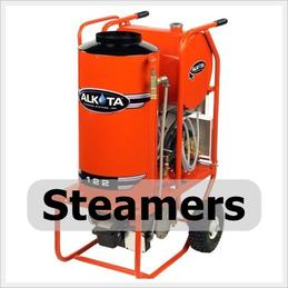industrial steamer rental equipment
