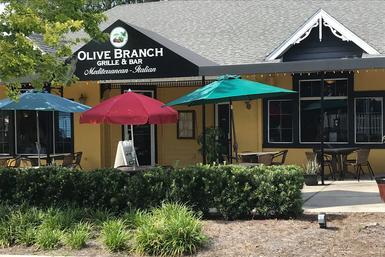 Olive Branch Mediterranean Italian Grille Bar In Mt