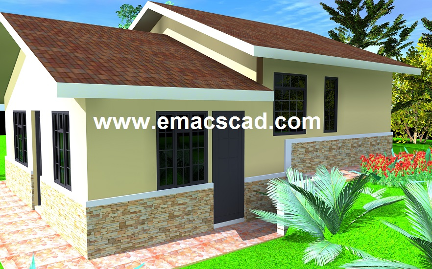 2 Bedroom Home And House Plans In Nairobi Kenya