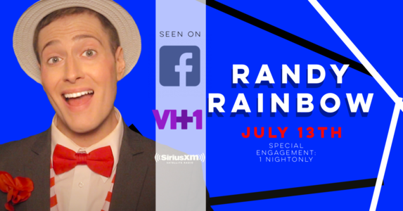 randy rainbow gay atlanta comedy