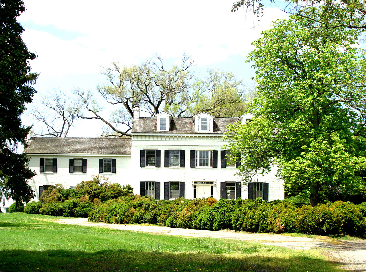 historic houses for sale in md